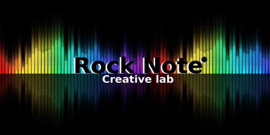 Rock Note Creative Music Lab